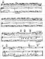Bill Withers - Aint No Sunshine - Free Downloadable Sheet Music