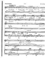 Into The Woods No More Free Downloadable Sheet Music